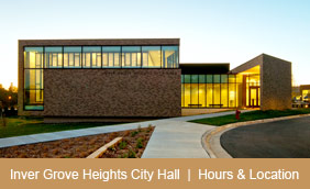 Inver Grove Heights City Hall Hours and Location